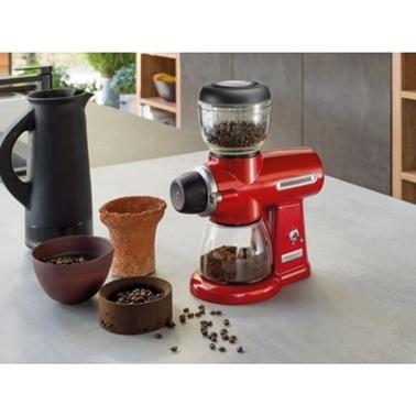 KitchenAid Kcg0702Eer Artisan Kahve Öğütücü - Empire Red Renkli